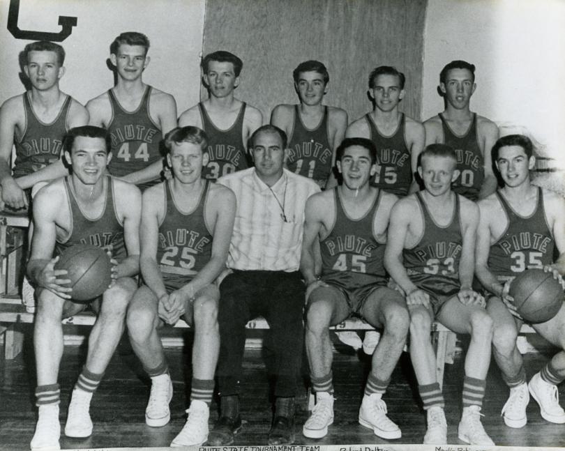 Tom Fullmer's State Tournament Team