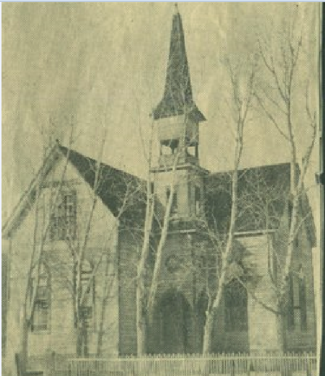 Old Circleville Church
