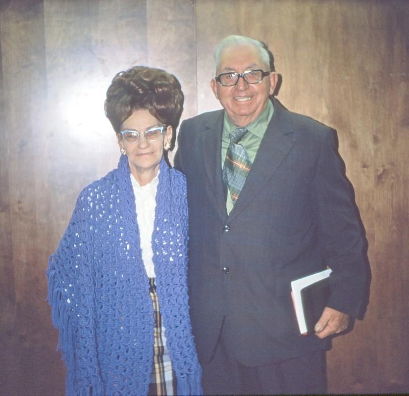 Rex & Elva Whittaker