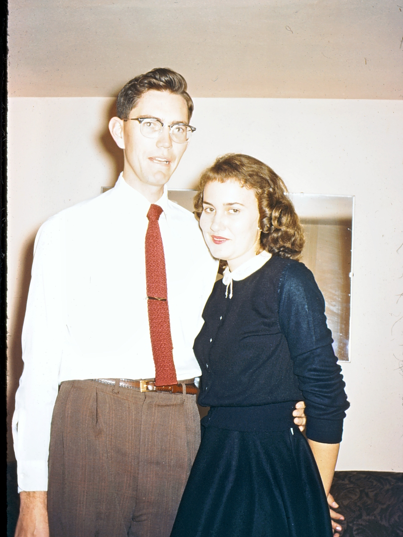 Clyde and Thelma Whittaker