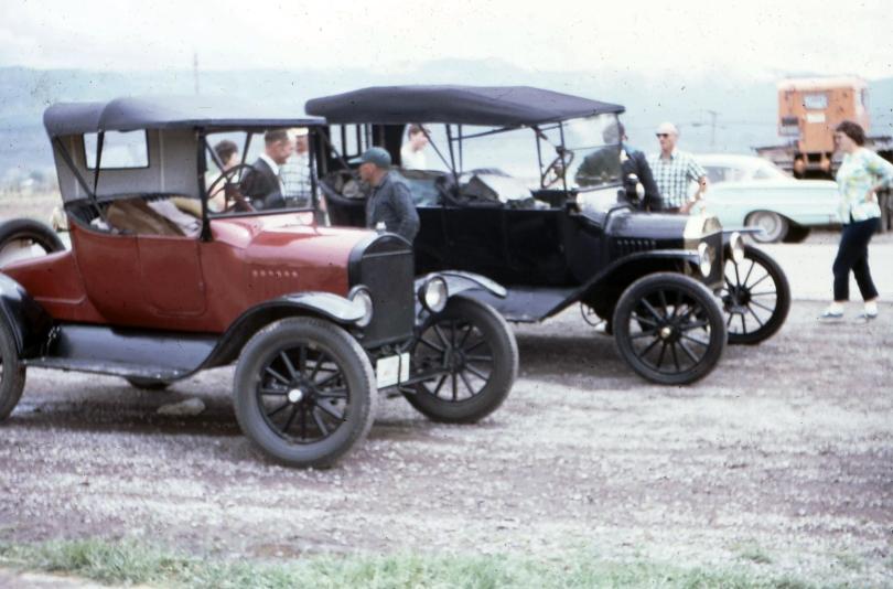 Circa 1956 - 57