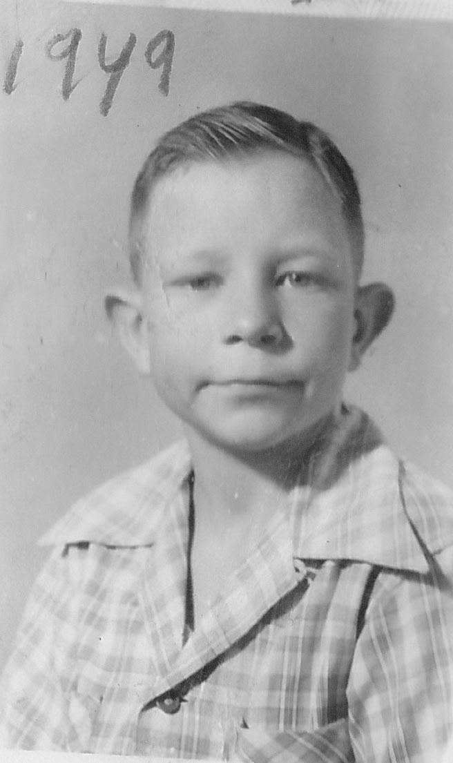 Charles-1949-Age 9