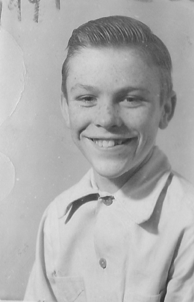Ted-1949-Age 11