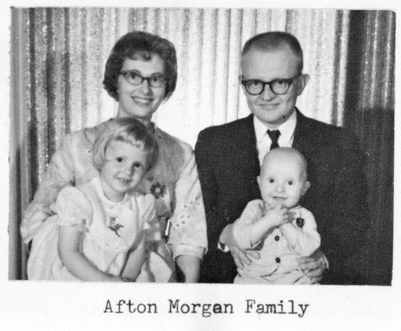 Afton Morgan Family