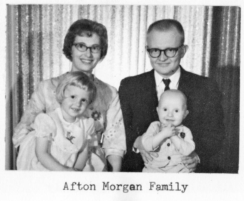 Afton Morgan Family