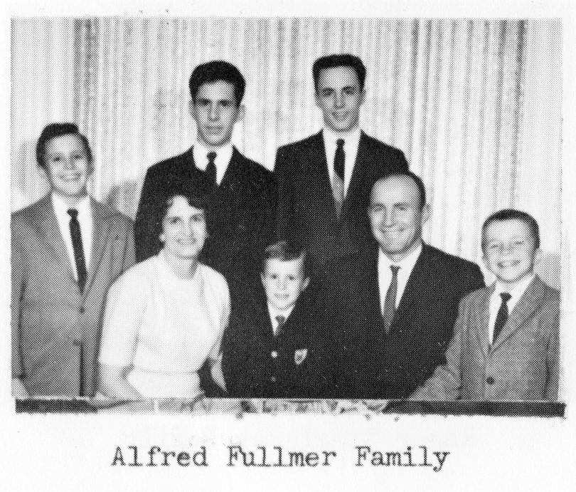 Alfred Fullmer Family