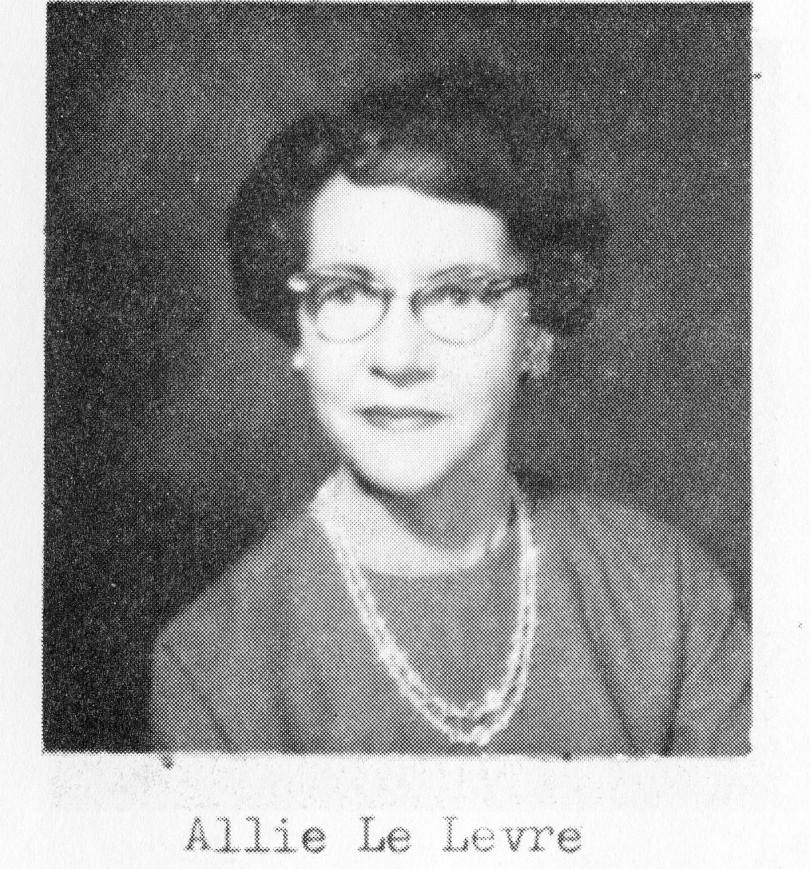 Allie Le Levre