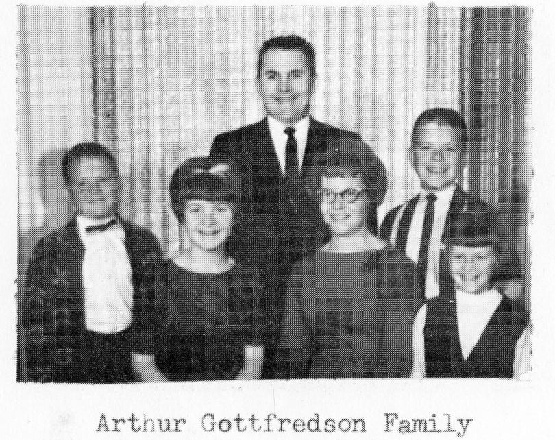 Arthur Gottfredson Family