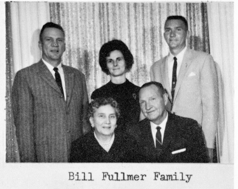 Bill Fullmer Family