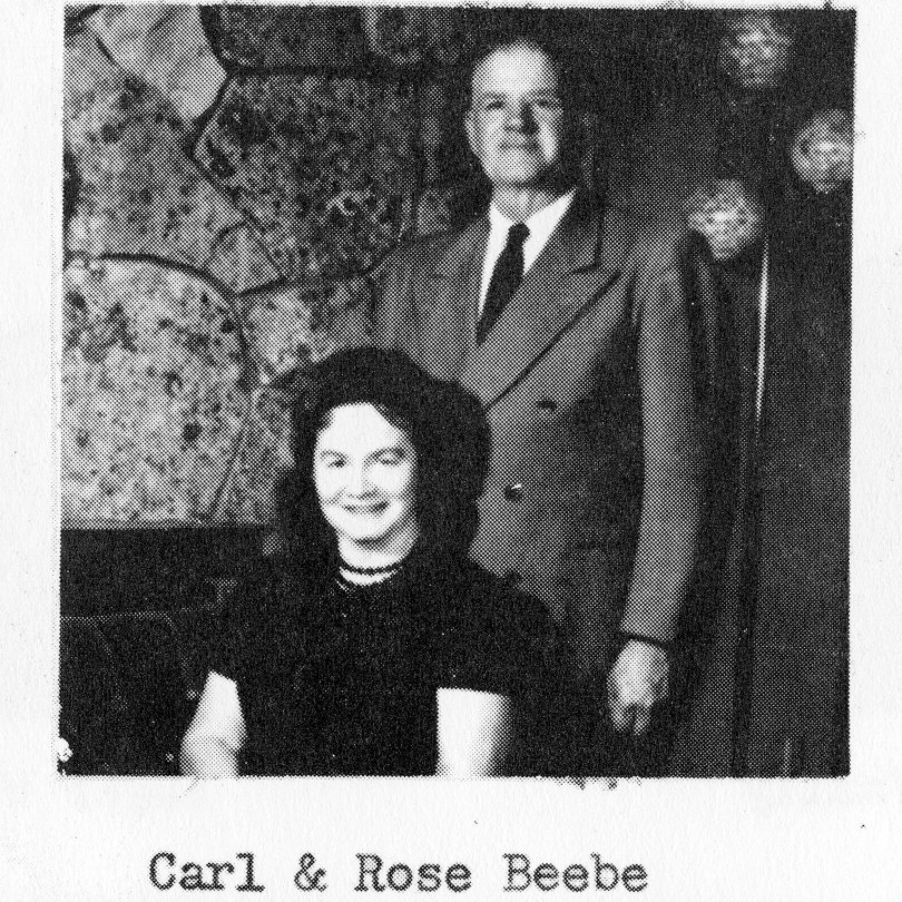 Carl & Rose Beebe