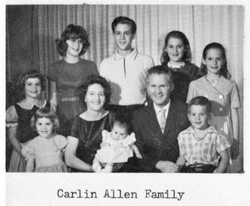 Carlin Allen Family