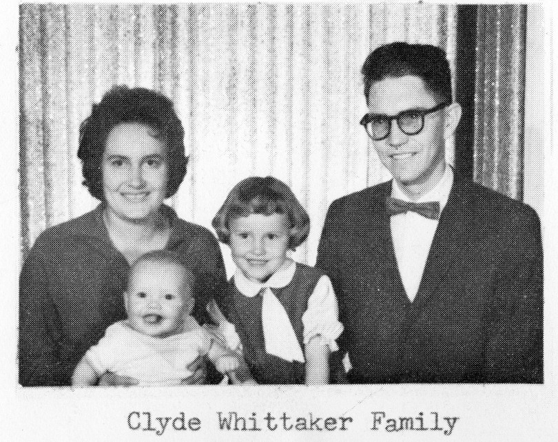Clyde Whittaker Family