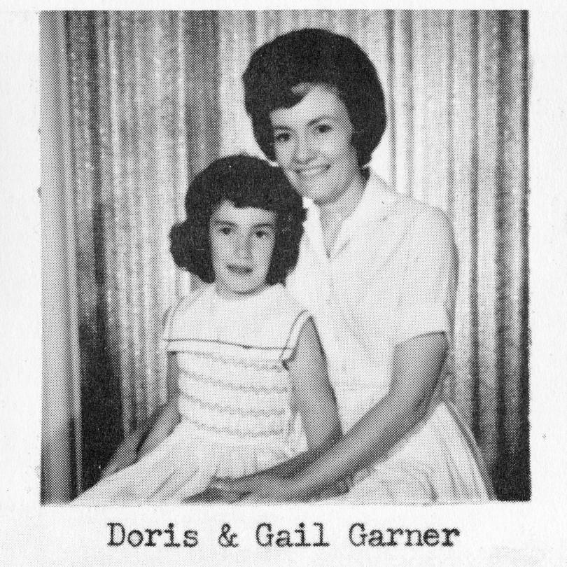 Doris and Gail Garner