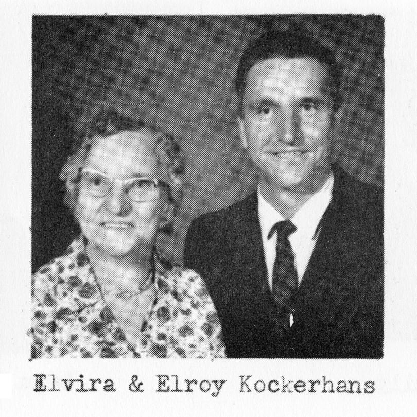 Elvira & Elroy Kockerhans