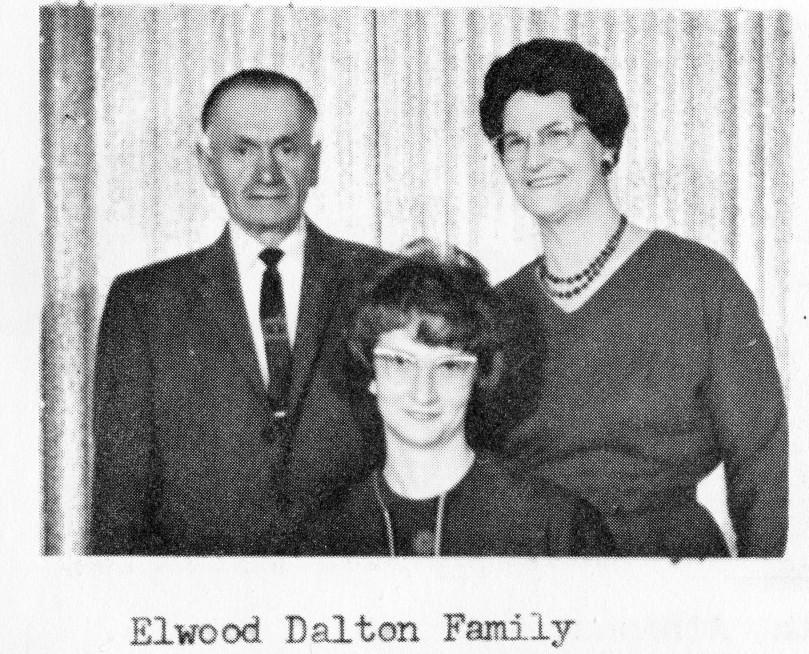 Elwood Dalton Family