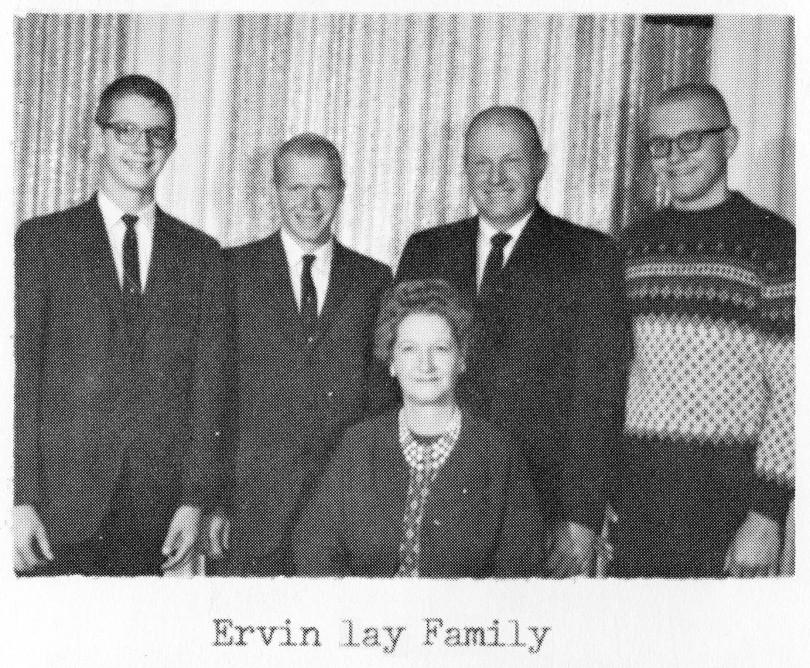 Ervin Allen Family