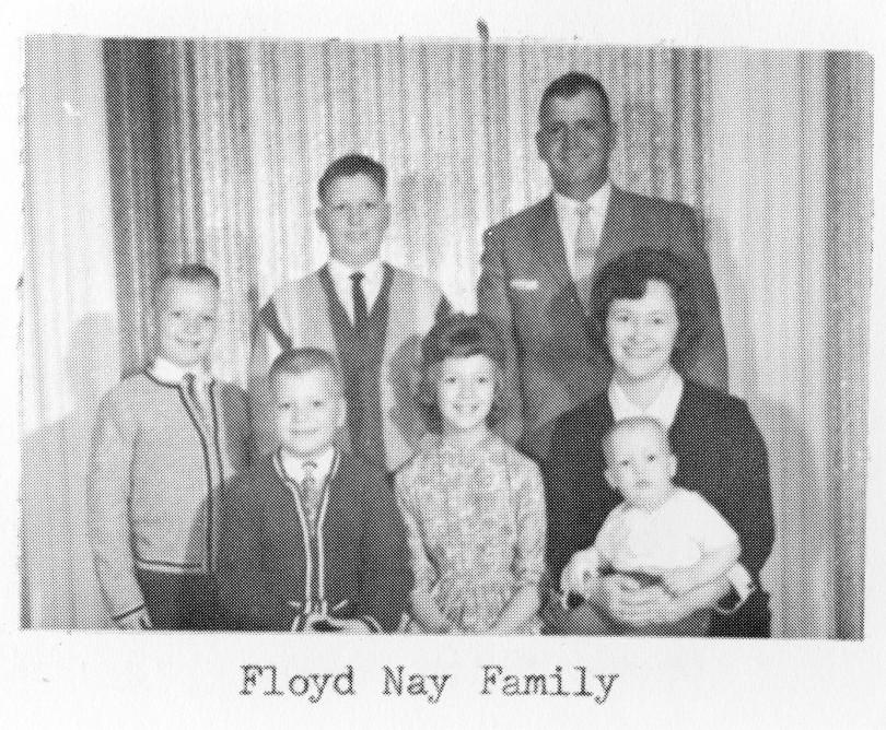 Floyd Nay Family