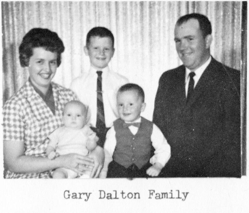 Gary Dalton Family