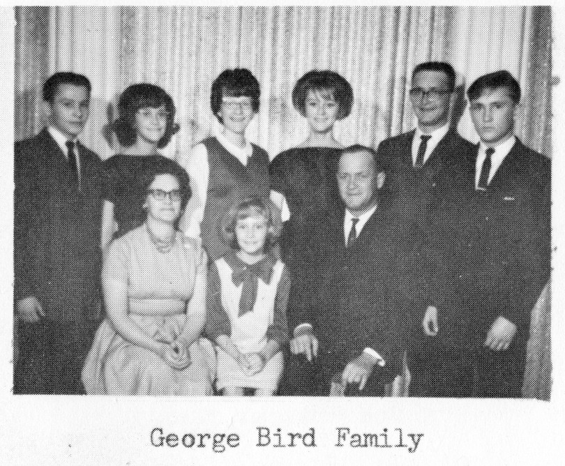 George Bird Family