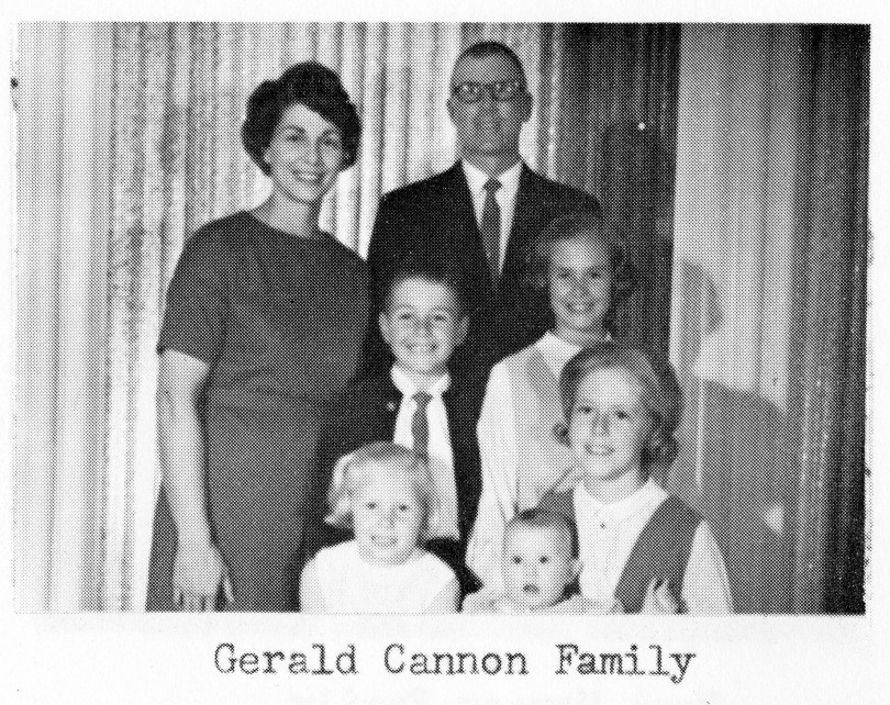 Gerald Cannon Family
