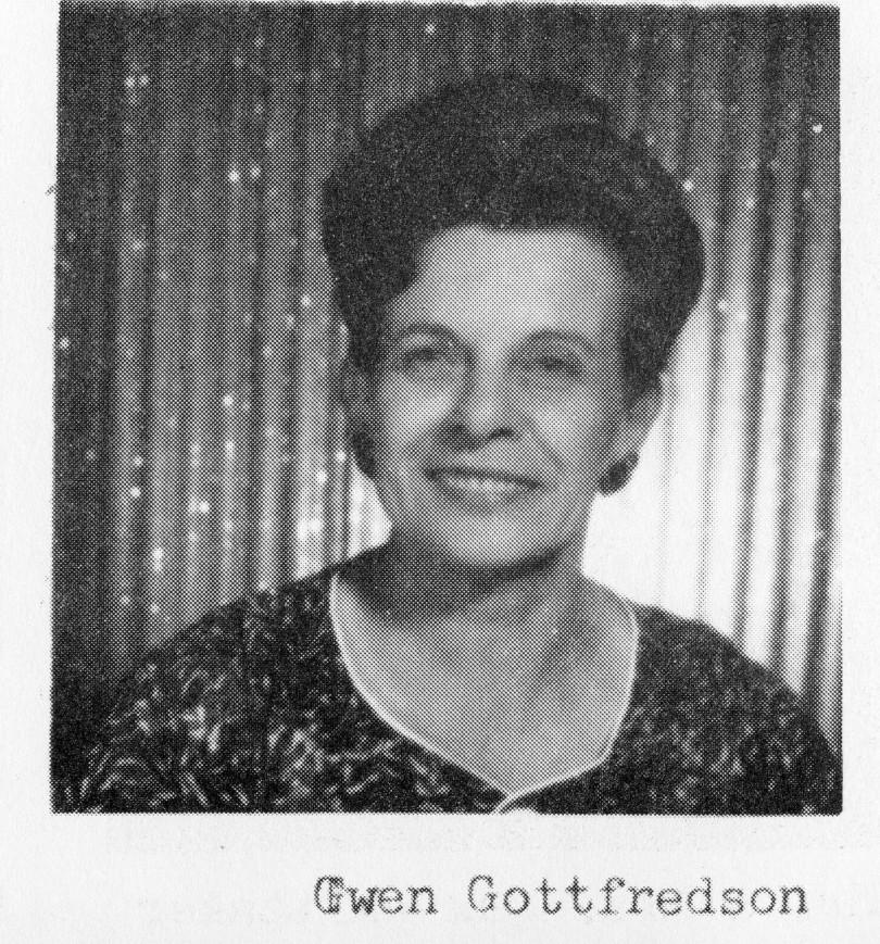 Gwen Gottfredson