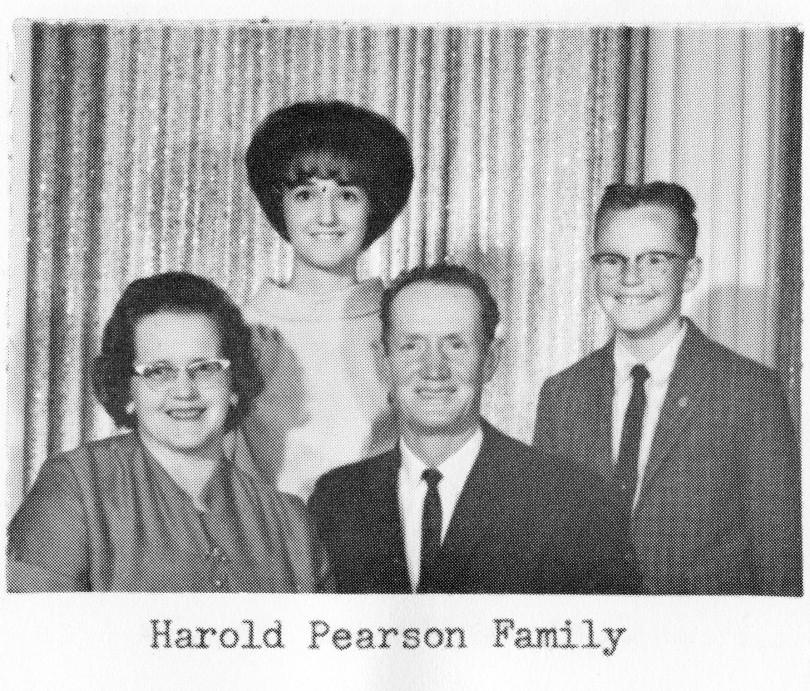 Harold Pearson Family