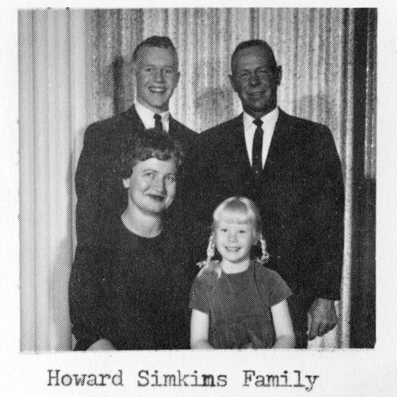 Howard Simkins Family
