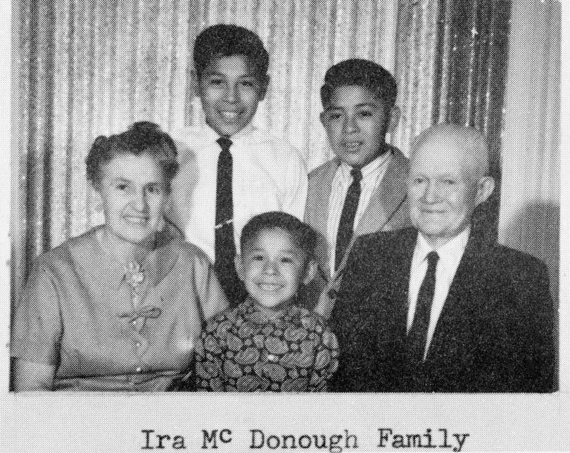 Ira McDonough Family