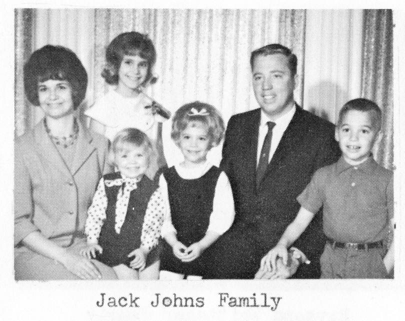 Jack Johns Family