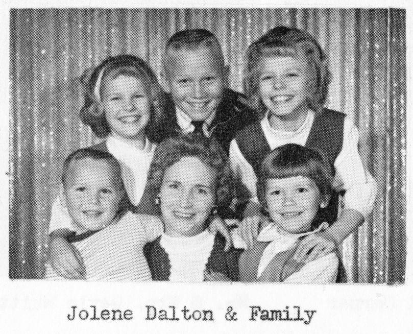 Jolene Dalton & Family