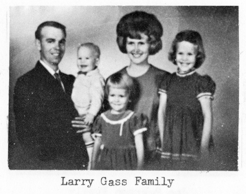Larry Gass Family