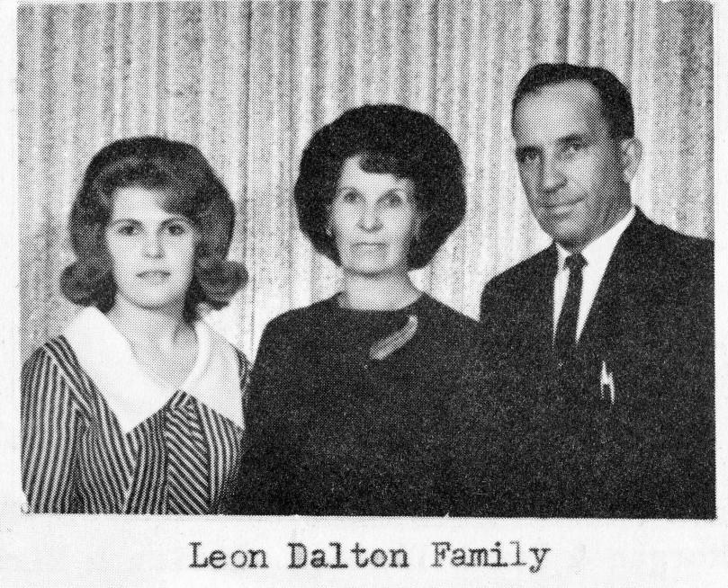 Leon Dalton Family
