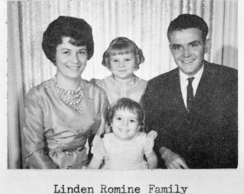 Linden Romine Family