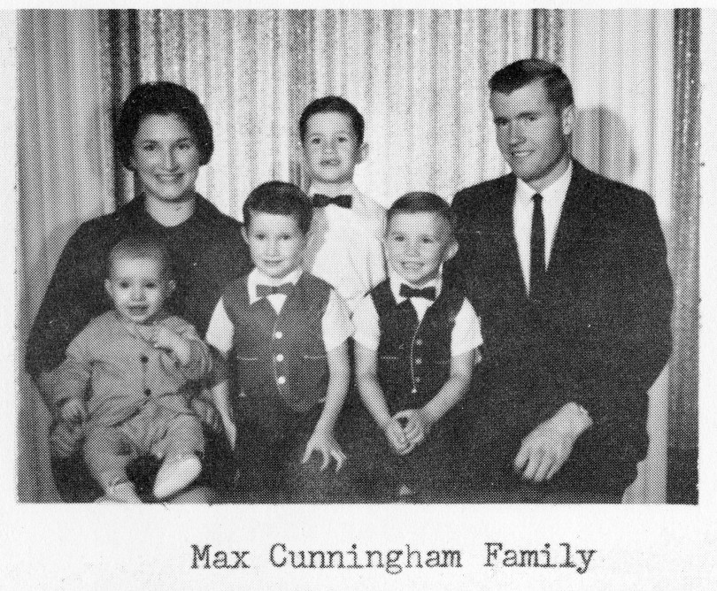 Max Cunningham Family