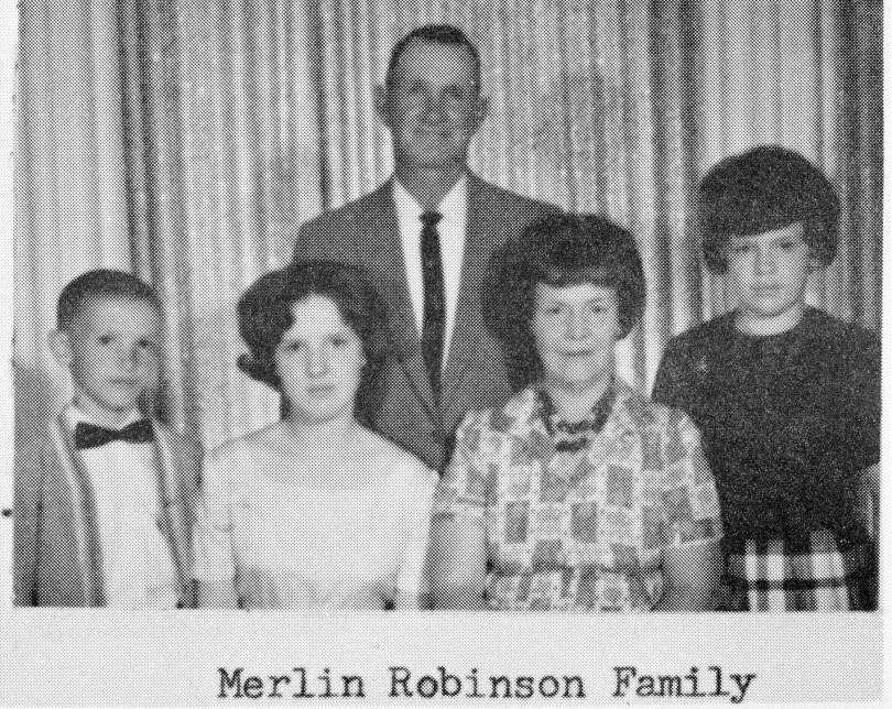 Merlin Robinson Family