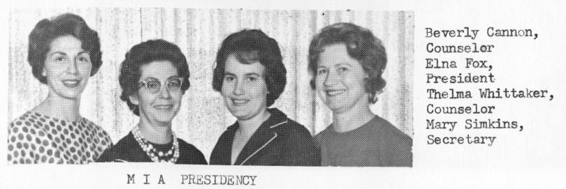 MIA Presidency