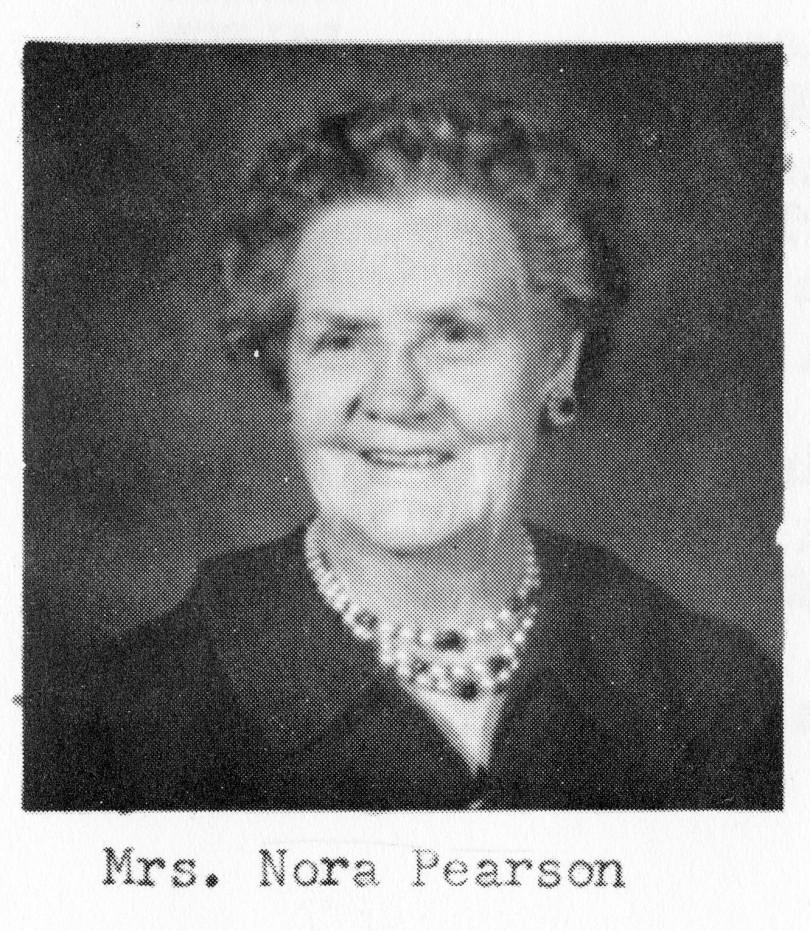 Nora Pearson
