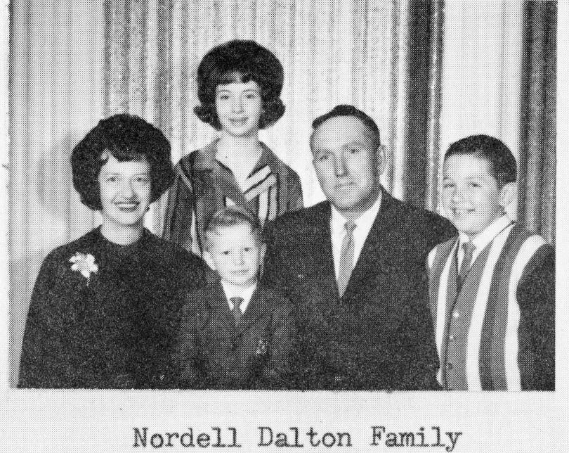 Nordell Dalton Family