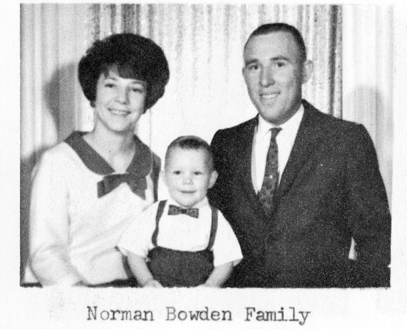 Norman Bowden Family