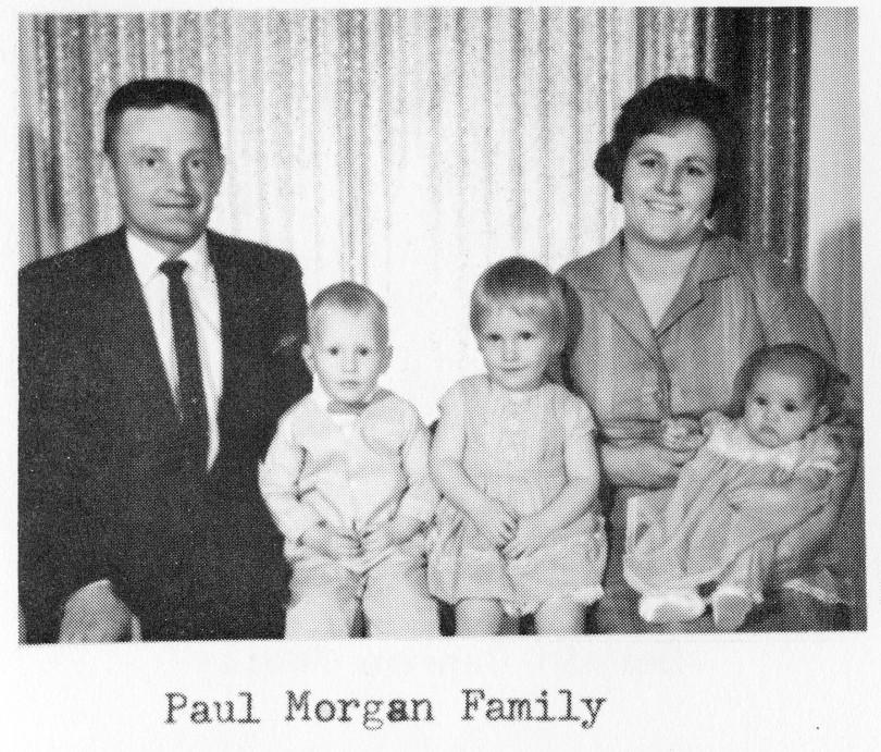 Paul Morgan Family