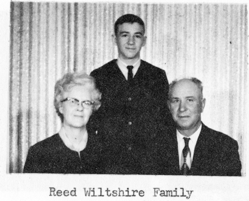 Reed Wiltshire Family
