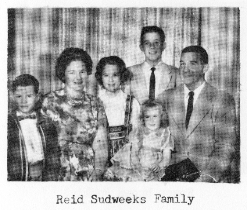 Reid Sudweeks Family