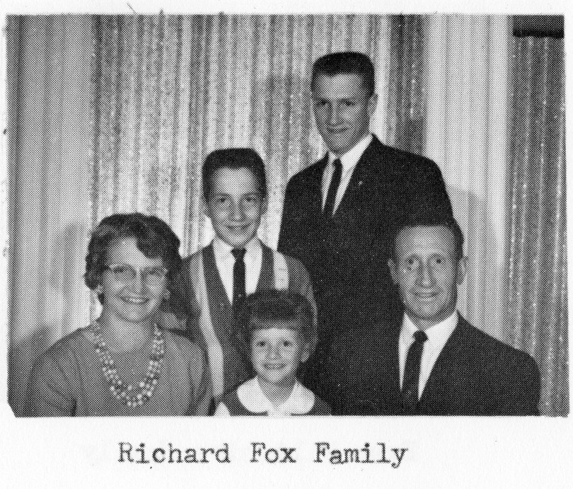 Richard Fox Family