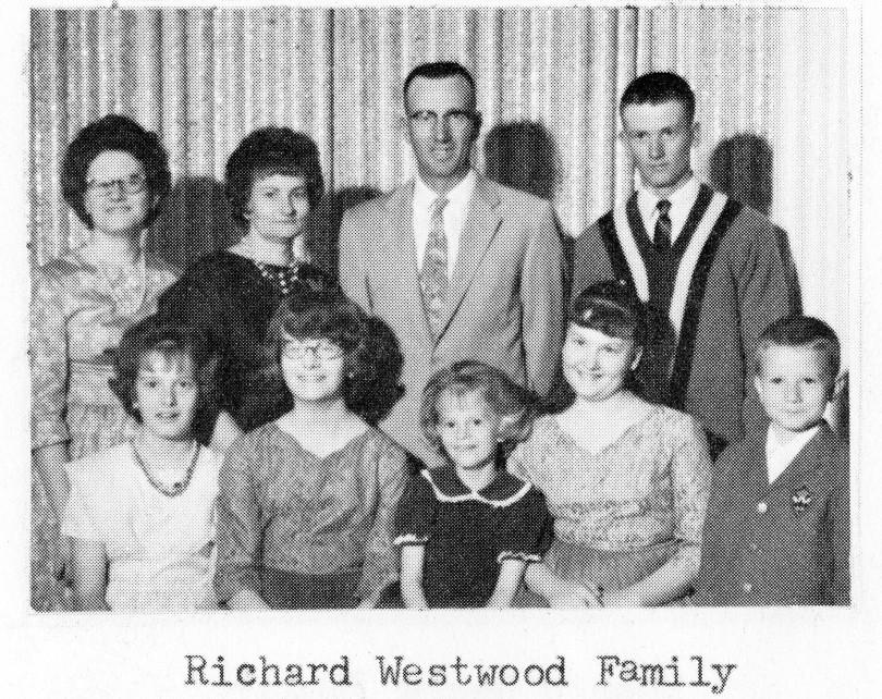 Richard Westwood Family