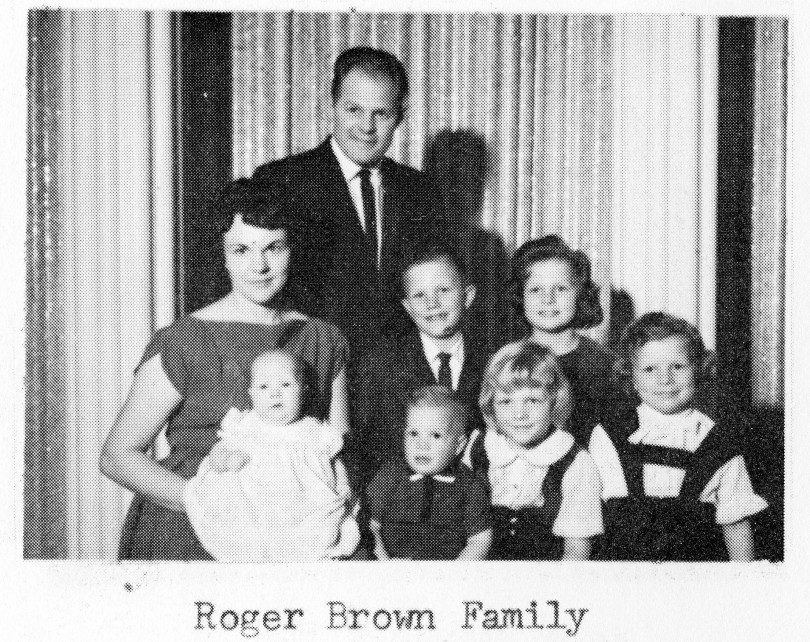 Roger Brown Family