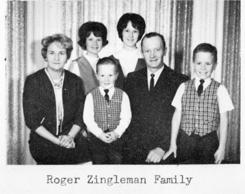 Roger Zingleman Family