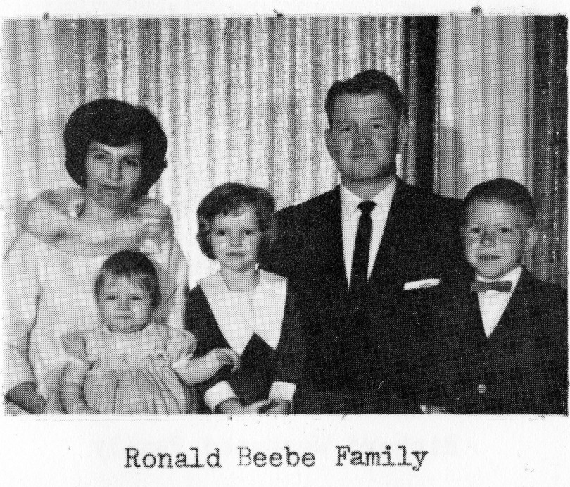 Ronald Beebe Family