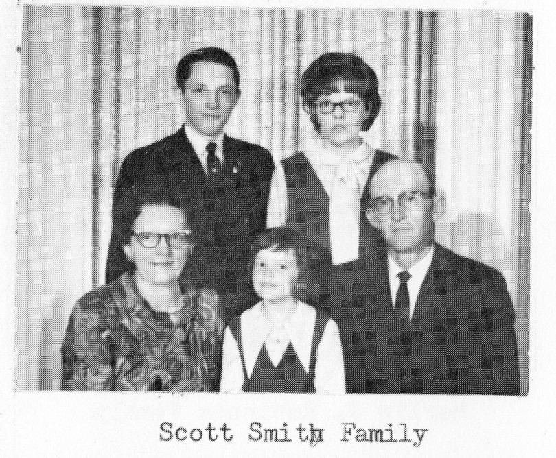 Scott Smith Family