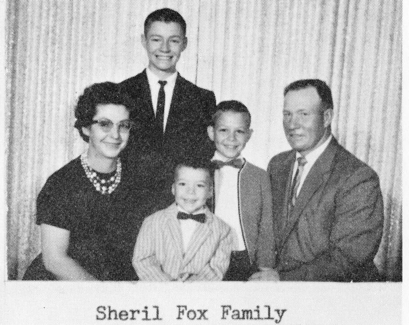 Sheril Fox Family