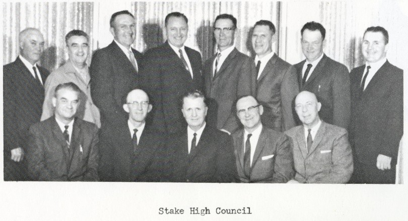 Stake High Council